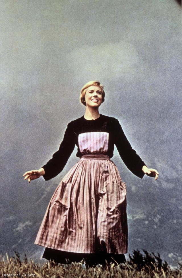 Ezért a kötényruháért, amit Julie Andrews viselt a Muzsika hangja című drámában,1.560.000 dollárt, azaz 453 millió forintot adott egy gyűjtő 2013-ban.