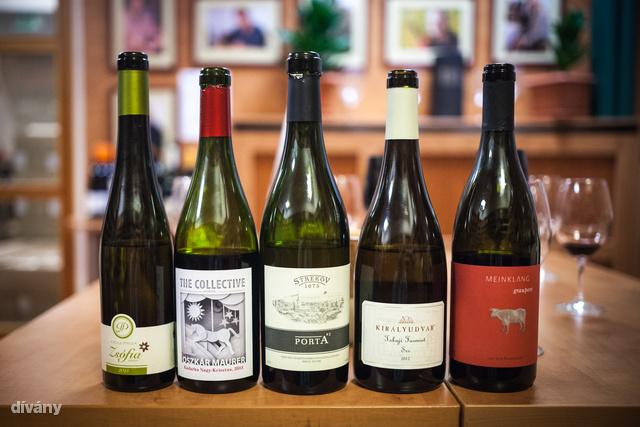 Már csak a különlegességük is érdemes ezeket a borokat megkóstolni.