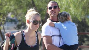 Terhes a dada, aki miatt tönkrement Gwen Stefani házassága