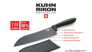 Jó áron is lehet Kuhn Rikon-kése, pontgyűjtögetés nélkül!
