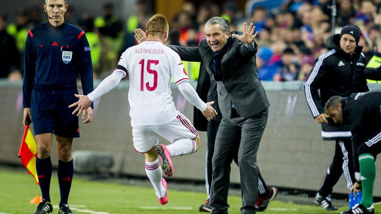 A mi napunk volt: Kleinheisler góljával nyertünk Norvégiában