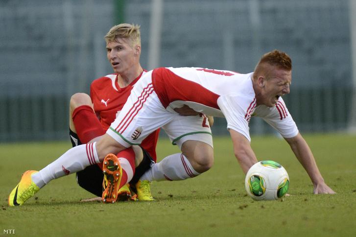 Kleinheisler az U21-es válogatottban