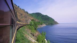 Elvisszük egy körre a transzszibériai vasúton!