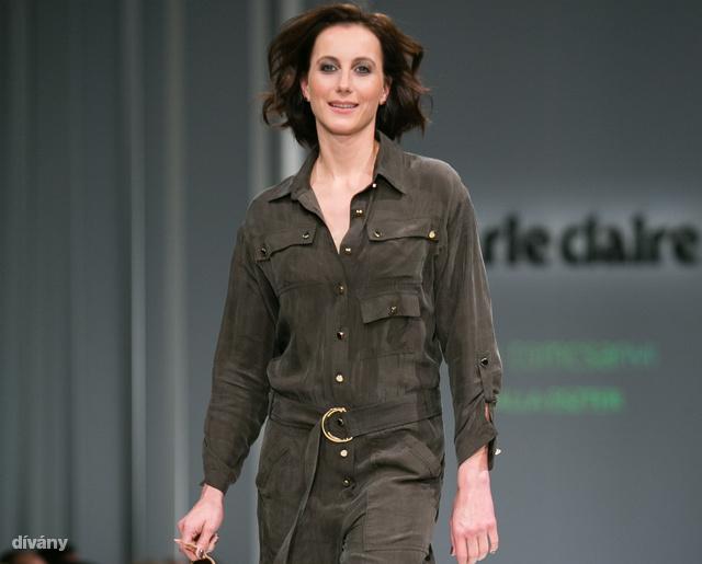 Balla Eszter volt Dori Tomcsanyi első modellje.