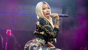 Nicki Minaj 34 perc alatt keres annyit, amennyit itthon egy átlagember 37 év alatt