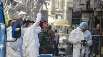 Libanon: már kilenc embert letartóztattak