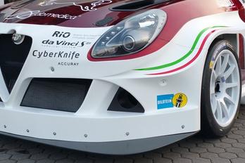 Fotókon az Alfa Romeo új fegyvere