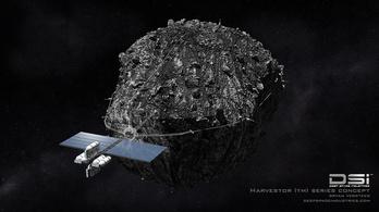 Tíz év múlva már bányászhatunk az űrben