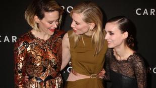 Mindenki rosszul nézett ki a Carol premierjén