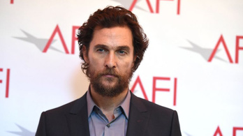 Matthew McConaughey lehet a Setét Torony főgonosza