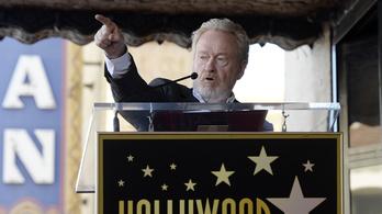 Ridley Scott sok mindent kifecsegett az új Szárnyas fejvadászról