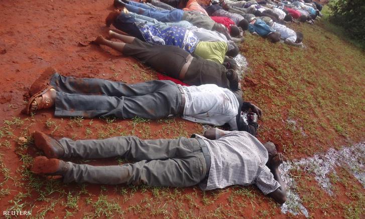 Kenyában szinte mindennaposak a támadások. A szomáliai as-Sabáb rendszeresen csap le az országban.