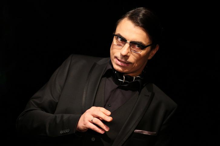 Szabó P. Szilveszter Dr. Straussként