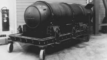 Az USA ötven éve elvesztett egy atombombát