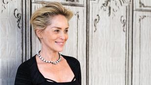 Atyagatya, Sharon Stone-on van melltartó!!