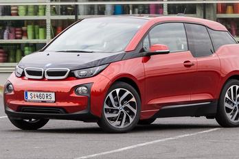 Hatékonyabbá teszik a BMW i3-ast