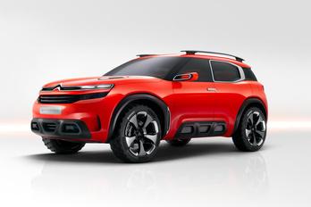 Egyre furcsább lesz a Citroën?