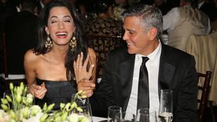 Cindy Crawfordtól kellett megtudnunk, hogy Amal Clooney tökéletes
