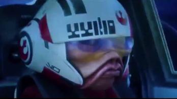 Három vadonatúj tévészpot jött ki a Star Wars 7-hez