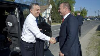 Hétfőn lerágta a körmét Szigetvár polgármestere