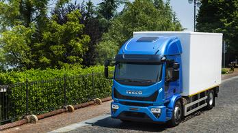 Az új Eurocargo a 2016-os év teherautója