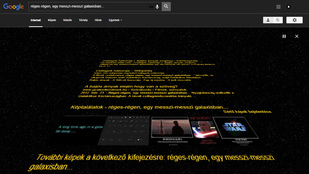 Még a Google is lefeküdt a Star Warsnak