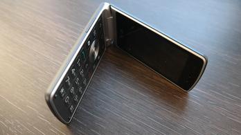 Az összecsukható mobil visszavág