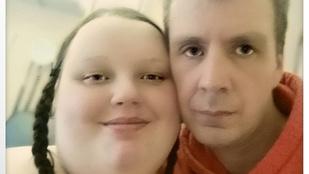A legkövérebb brit nő 20 évvel idősebb férfival jött össze