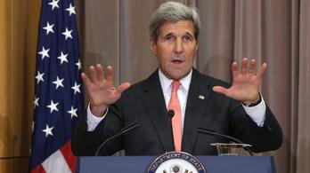 Kegyelmet kér Kerry az aleppói felkelőknek