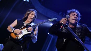 Nívós magyar zenei díjat kapott az Iron Maiden