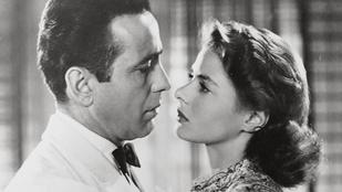 Van kedvenc jelenete a Casablancából?