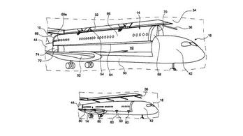 Az Airbus új találmánya: a reptéri váró lesz maga a repülő
