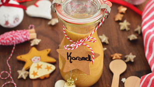 Karácsonyi gasztroajándék: dulce de leche