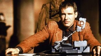Harrison Ford Budapesten vadászik replikánsokra