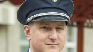 Ez a rendőr volt a legnagyobb hős a héten
