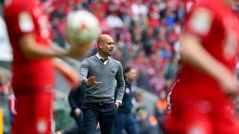 Sosem keresett ennyit a Bayern München