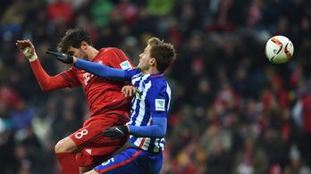 Dárdaiék helytálltak, de ezt a Bayern-összjátékot csak bámulhatták