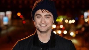 Daniel Radcliffe két éve nem iszik