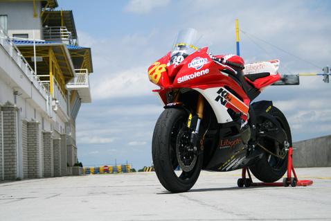 A Yamaha az R6 tekintetben magasról szarik a közúti motorosokra - ideális pályalap