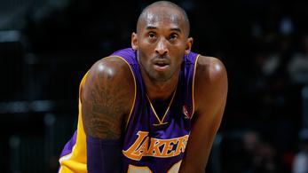 Az NBA-legenda Kobe Bryant visszavonul