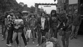 Régi rockerek lepik el az egykori Ifiparkot a nyáron