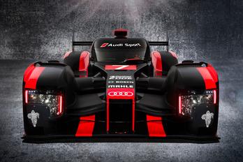 Alaposan átalakították az Audi versenygépét