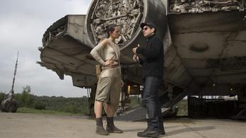 A rendező el sem akarta vállalni az új Csillagok háborúját