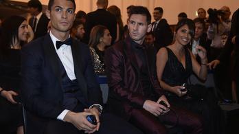 Davids megmondta a tutit C. Ronaldo–Messi-ügyben