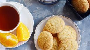 Pénteki süti: narancsos-kókuszos tallérok