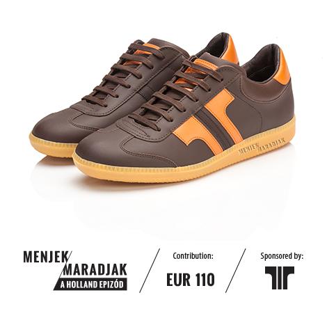 Egy ilyen cipő vásárlásával 110 euróval támogathatjuk a filmet