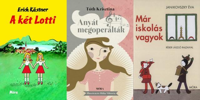 Három könyv a tízből.