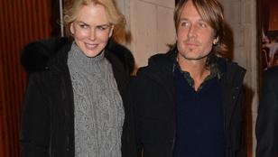 Haldoklik Nicole Kidman apósa