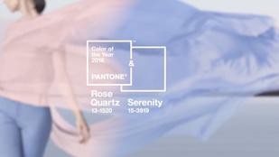 2016-nak rögtön két Pantone színe lesz