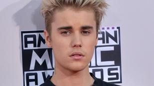 Férfi olyan látványosan még nem szenvedett, mint Justin Bieber